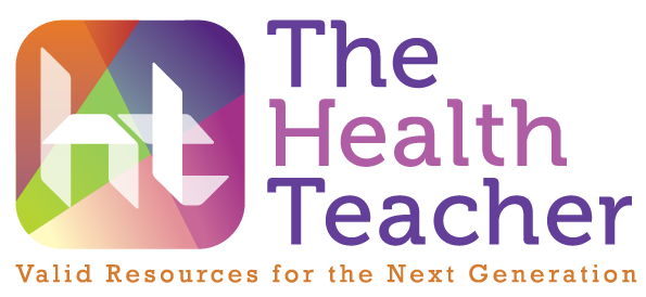 The Health Teacher logo